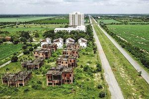 Chết chùm tại 'thành phố ma' Nhơn Trạch
