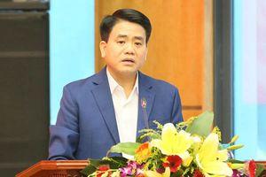 Cử tri 'kêu' mùi hoa sữa nồng nặc, Chủ tịch Hà Nội hứa 'sẽ đánh chuyển bớt cây'
