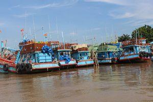 Bến Tre nghiêm cấm tàu tuyền ra khơi, học sinh các cấp nghỉ học
