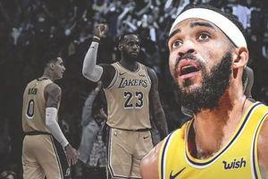 Vì điều gì LeBron James nằng nặc đòi BLĐ Lakers chiêu mộ McGee?