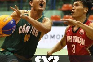 Kết quả ngày thi đấu thứ 2 Đại hội TDTT toàn quốc 2018, bộ môn bóng rổ nội dung 3x3
