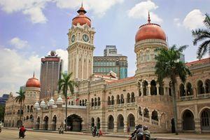 Vẻ đẹp đến từ thiên đường của Kuala Lumpur
