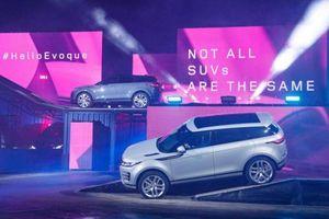 Ranger Rover Evoque thế hệ mới được giới thiệu, giá từ 940 triệu đồng