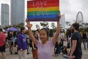Hong Kong quyết định không đứng cùng chiến tuyến với cộng đồng LGBT nơi đây