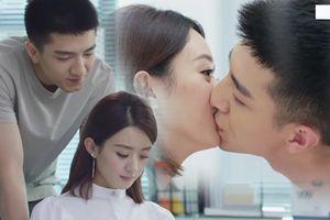 'Thời gian tươi đẹp của anh và em' tập 21 - 22: Kim Hạn chính thức giới thiệu thân phận bạn gái của Triệu Lệ Dĩnh với toàn thể nhân viên
