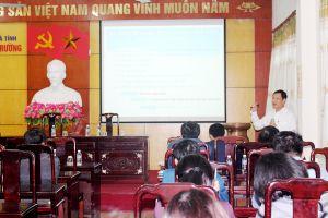Hà Tĩnh: Nâng cao năng lực quản lý vùng bờ cho lãnh đạo cấp sở ngành và địa phương