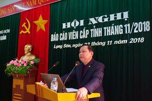 Lạng Sơn: Chủ động đấu tranh phản bác các thủ đoạn, âm mưu chống phá Đảng, Nhà nước ta của các thế lực thù địch