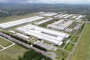 Thaco nâng cao tự động hóa trong sản xuất