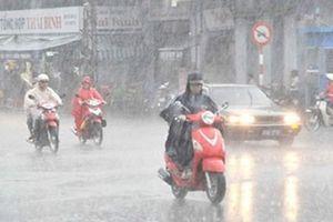 Thời tiết hôm nay: Hà Nội trời nắng, miền Nam mưa to do ảnh hưởng bão số 9