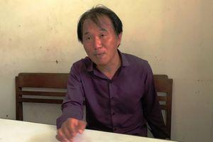 Du khách Hàn Quốc cướp tài sản của tài xế taxi khai gì?