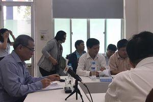 Bí thư Trương Quang Nghĩa: 'Nếu không can thiệp, người dân sẽ thành con tin của Dawaco'