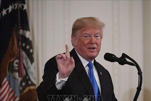 Tổng thống Mỹ Donald Trump dọa đóng cửa Chính phủ