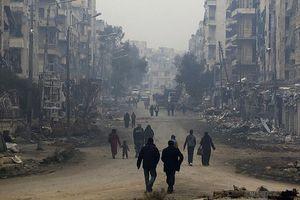 'Nóng' tấn công hóa học Aleppo, các lệnh ngừng bắn Syria 'mong manh' hơn bao giờ hết?