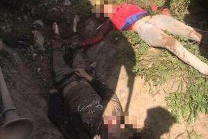 Lạng Sơn: Nhóm phượt thủ bị xe container lật nghiêng đè trúng khi đang đỗ ven đường, 3 người bị thương