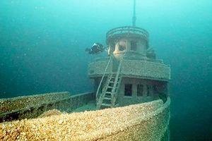 Giải mã 'con tàu bị nguyền' mất tích từ 90 năm trước