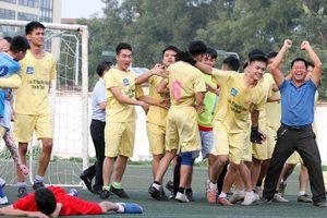 THPT Trương Định và THPT Phùng Khắc Khoan vào chung kết
