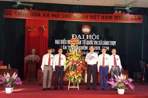 BẢN TIN MẶT TRẬN: Đại hội đại biểu MTTQ thị trấn Phú Thiện (Gia Lai)