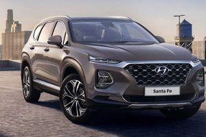 Hyundai Santa Fe 2019 về Malaysia trước VN, giá gần 45.000 USD