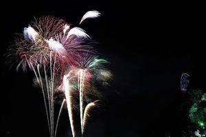 Khai mạc Đại hội Thể thao toàn quốc: Bắn pháo hoa trên sân vận động Mỹ Đình