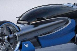 Siêu môtô Bugatti Type 100M tối tân, phá vỡ mọi giới hạn