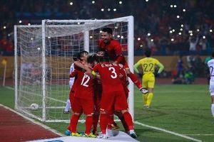 HLV Park Hang-seo nói gì sau trận thắng Campuchia tại AFF Cup 2018?