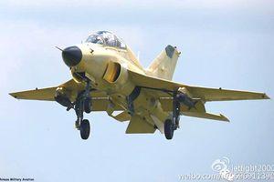 Trung Quốc tiết lộ phiên bản máy bay huấn luyện JL-9G cực dị