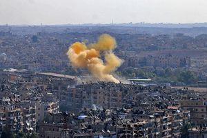Phiến quân Syria tấn công bằng vũ khí hóa học, 55 người nhập viện