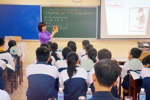 Ứng dụng CNTT trong dạy học: Không chỉ thay bảng đen bằng máy chiếu