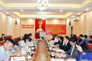 Quảng Ninh chuẩn bị cho kỳ họp thứ 9, HĐND tỉnh khóa XIII