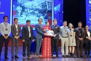 Chuỗi sự kiện blockchain toàn cầu đầu tiên tại Việt Nam