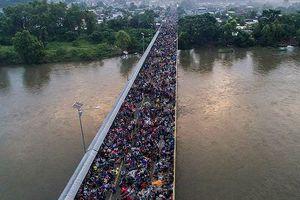 Làn sóng di cư trốn biến đổi khí hậu