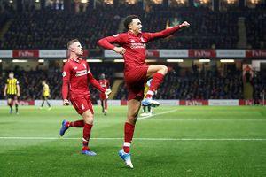 HIGHLIGHTS: Chơi thiếu người, Liverpool vẫn đại thắng Watford