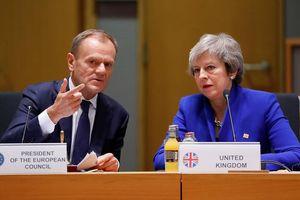 Lãnh đạo EU gọi Brexit là 'tấn bi kịch'