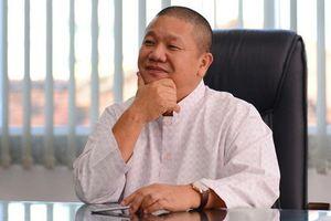 Cổ phiếu 'cắm đầu' giảm, đại gia Lê Phước Vũ đã 'hết thời'?