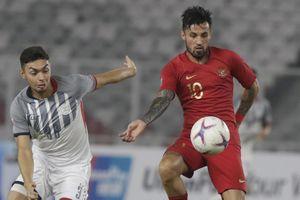 Hòa Indonesia, Philippines đấu Việt Nam ở bán kết AFF Cup 2018