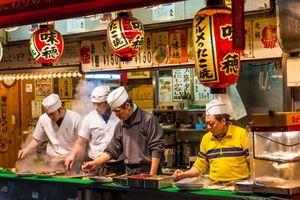 Dắt túi bí kíp đi đến đâu, thưởng thức đúng món ăn đặc trưng nơi đó khi đến Nhật Bản