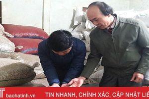 Hà Tĩnh 'chiếu tướng' 12 cơ sở SXKD vật tư nông nghiệp