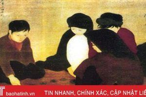 Nguyễn Phan Chánh - tranh lụa và hồn quê…