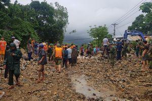 Nha Trang: Tỉnh lộ 3 bị ngập nghiêm trọng