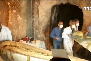Phát hiện xác ướp một phụ nữ Ai Cập hơn 3.000 năm tuổi