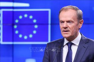 Triển vọng 'sáng' cho việc dự thảo thỏa thuận Brexit được EU nhất trí thông qua