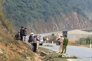 Nguyên nhân ban đầu vụ 2 sinh viên tử vong trên đường đi du lịch Sơn La