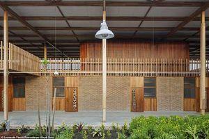 Ngôi trường tại Brazil được vinh danh là công trình kiến trúc xuất sắc nhất thế giới