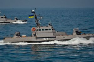 Moscow cảnh báo 3 tàu chiến Ukraine vượt qua biên giới Nga