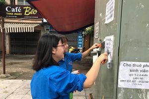 Thanh niên chung tay xây dựng văn minh đô thị