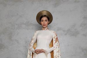 Minh Tú mang áo dài đậm sắc dân tộc tới Miss Supranational 2018