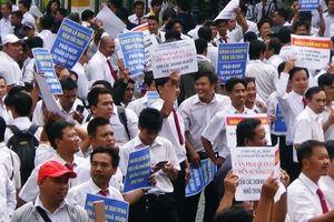 Taxi công nghệ và taxi truyền thống: Cuộc chiến không hẹn ngày kết thúc