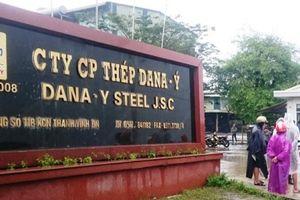 Hai nhà máy thép gây ô nhiễm ở Đà Nẵng bị xử phạt 1,14 tỷ đồng