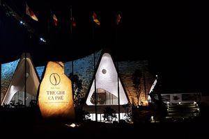 Độc đáo Bảo tàng Thế giới Cà phê tại Đắk Lắk