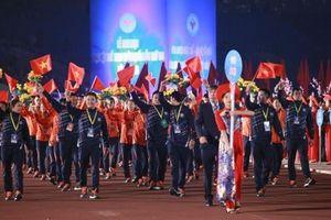 Tưng bừng khai mạc Đại hội Thể thao toàn quốc lần thứ VIII: Ấn tượng và rực rỡ sắc màu!